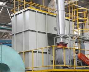 蓄热式催化氧化炉(RCO)