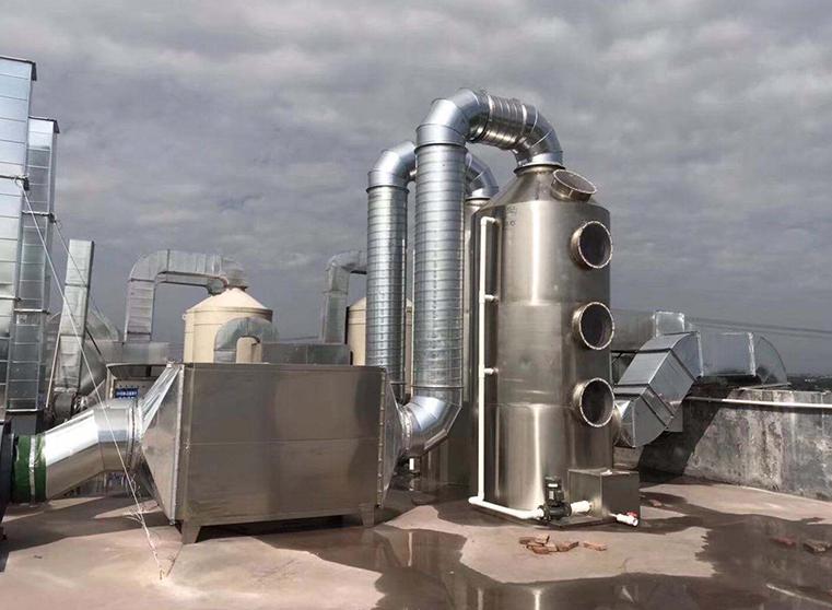 石油行业废气处理